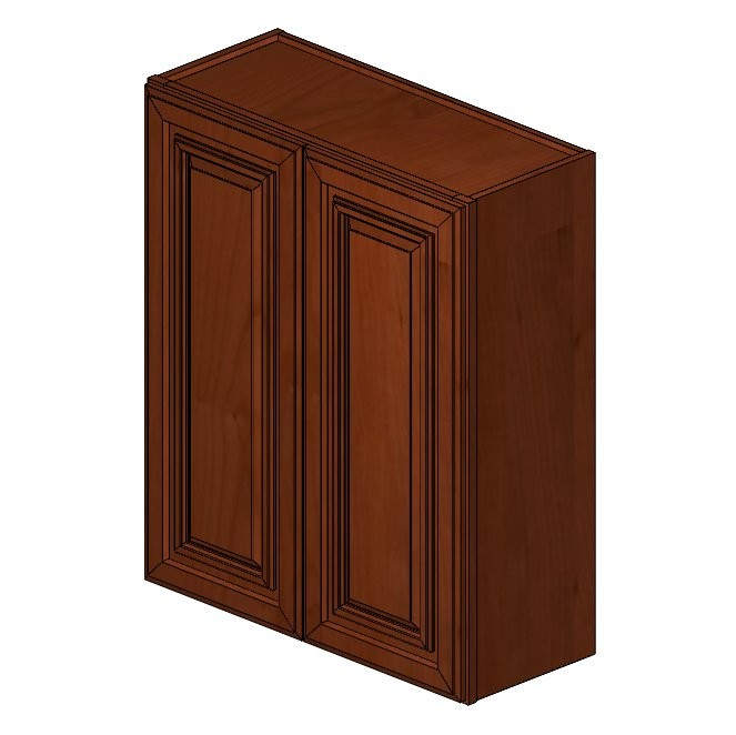 W3030 Brindleton Maple Wall Cabinet   Wall Cabinets ...
