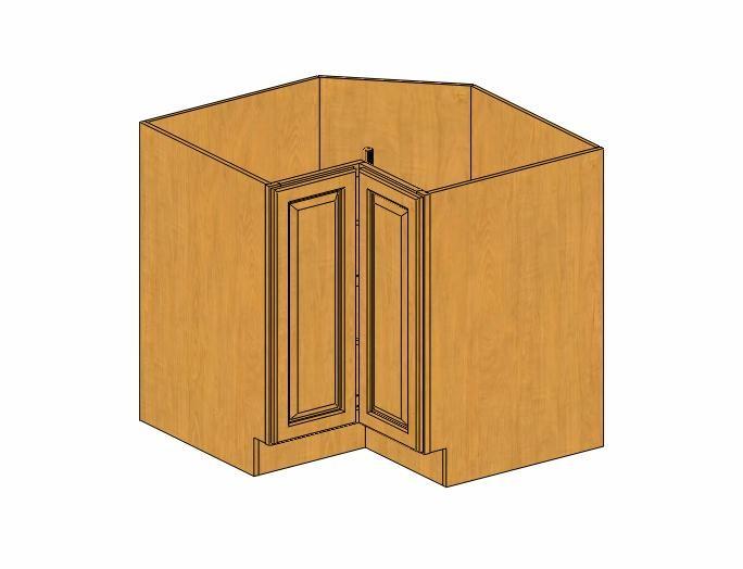 Pleasing Ls3612 Country Oak Corner Base Lazy Susan Cabinet W Download Free Architecture Designs Rallybritishbridgeorg