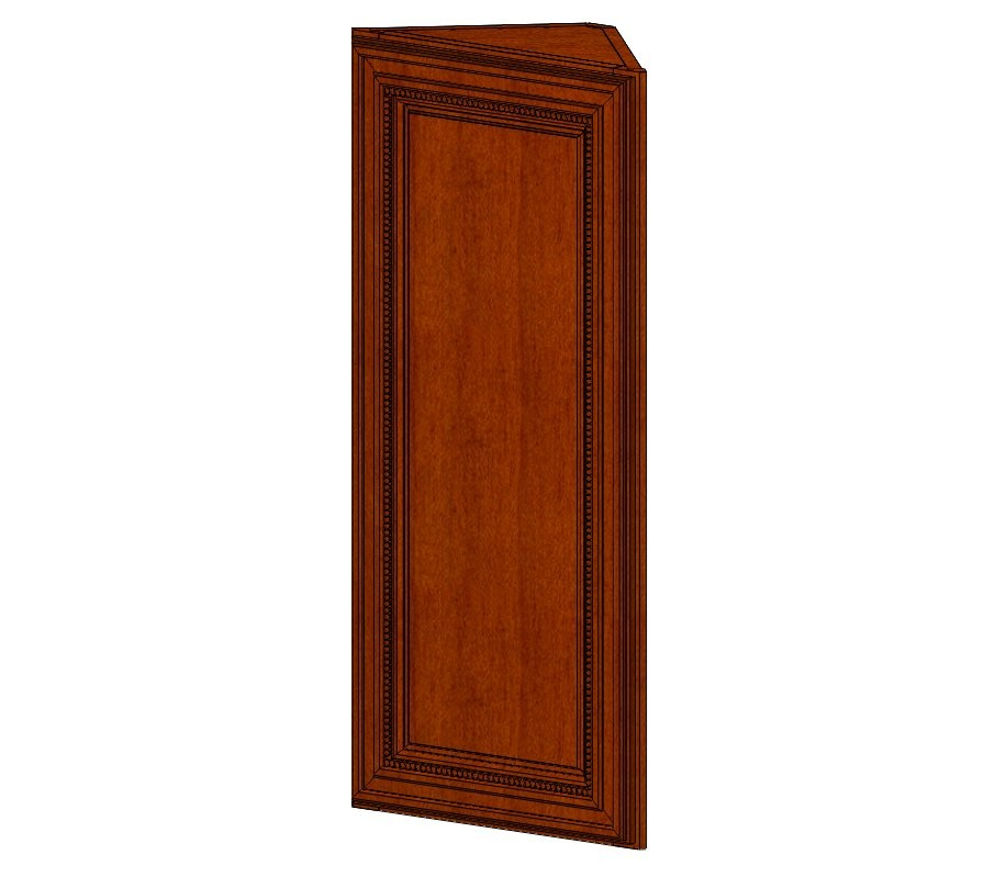 Aw36 Sienna Rope Angle Wall Cabinet Kitchen Cabinets Kitchen Cabinet Design Cabinetry