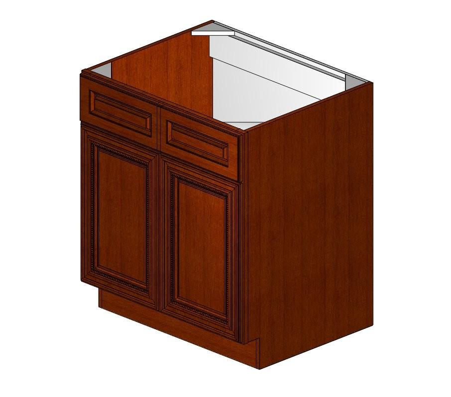 Sb30b Sienna Rope Sink Base Cabinet Kitchen Cabinets Kitchen Cabinet Design Cabinetry