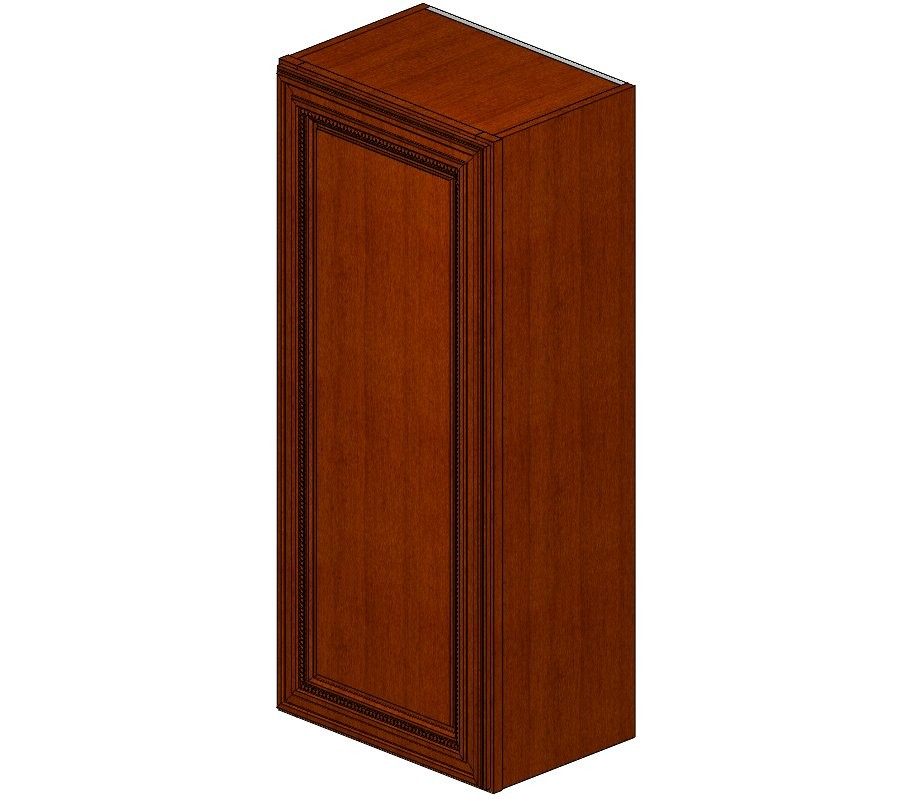 W1842 Sienna Rope Wall Cabinet Sienna Rope Diamond Collection Rta Cabinets Kitchen