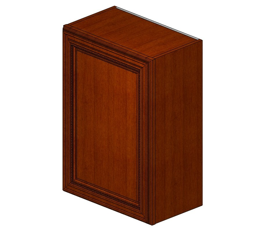 W2130 Sienna Rope Wall Cabinet