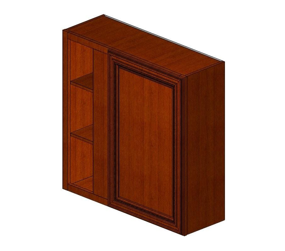 Wblc39 42 3636 Sienna Rope Wall Blind Corner Cabinet Kitchen Cabinets Kitchen Cabinet Design