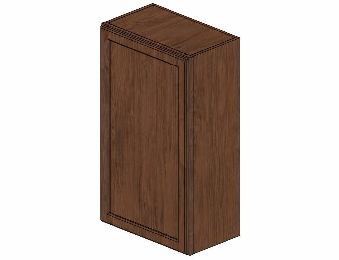 W2136 Wave Hill Wall Cabinet