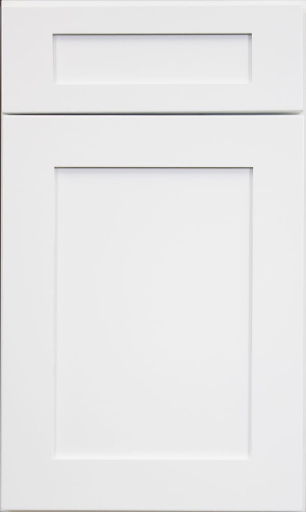 White Shaker Quick Order Quick Order RTA Cabinets Kitchen Cabinets