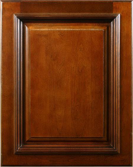 Brindleton Maple Sample Cabinet Door