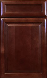 Cherry Glaze Door