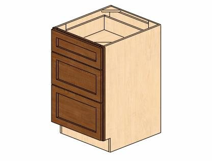 Tb Db21 Dimension Cabinets Timberline Drawer Base Cabinet Base