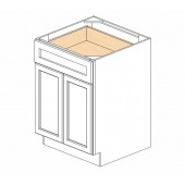 B24B Ice White Shaker Base Cabinet