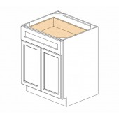 B27B Ice White Shaker Base Cabinet