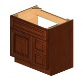 V3021D Brindleton Maple Bathroom Vanity Cabinet