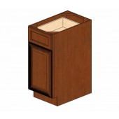 B15 Cherry Glaze Base Cabinet #