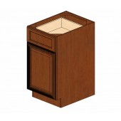B18 Cherry Glaze Base Cabinet #