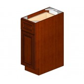 B12 Sienna Rope Base Cabinet