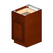 B18 Sienna Rope Base Cabinet