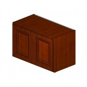 W2415 Sienna Rope Wall Cabinet