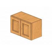 W2415 Country Oak Wall Cabinet #