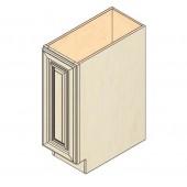 B09 Vintage White Base Cabinet
