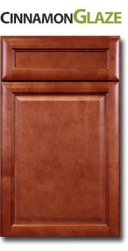 Cinnamon Glaze Silver Series