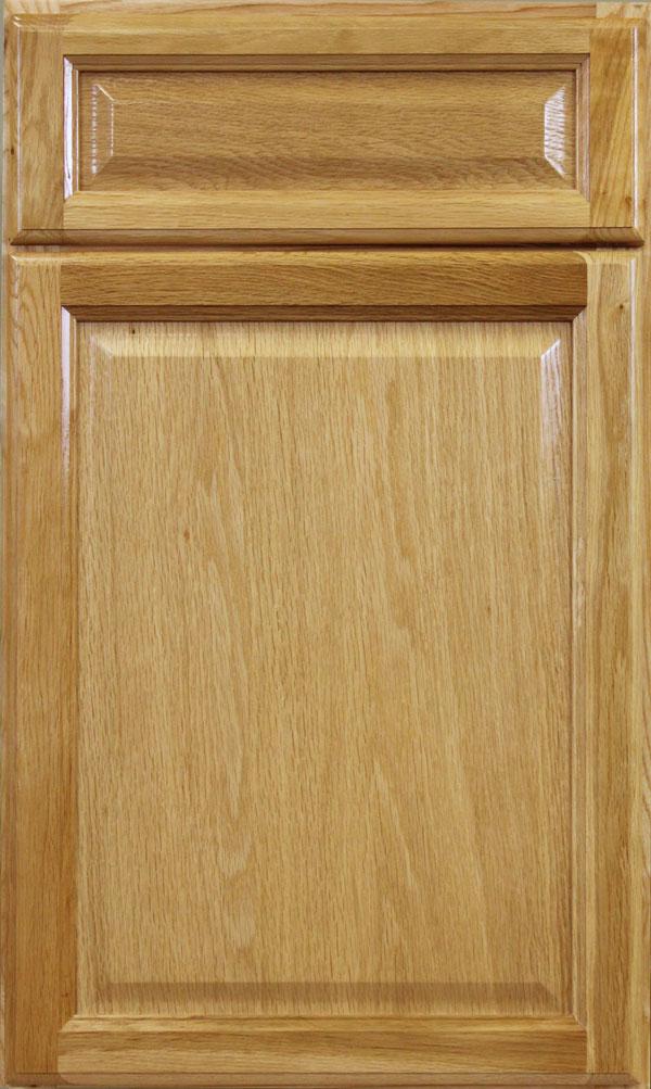 Country Oak RTA Kitchen Cabinets
