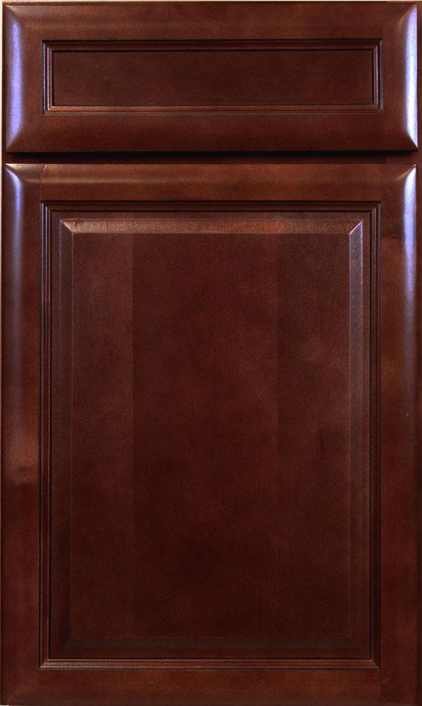 Bon Cherry Glaze RTA Kitchen Cabinets