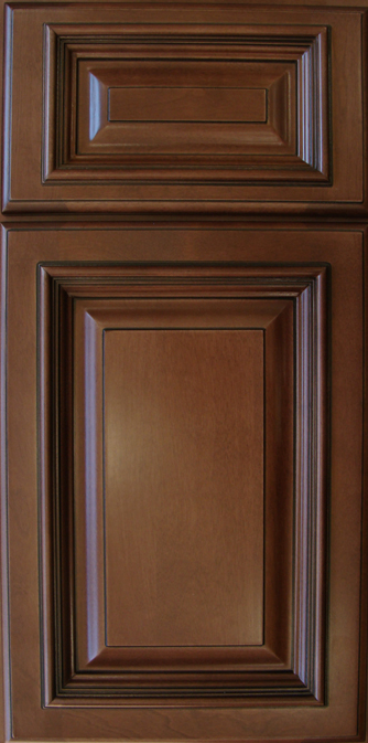 Signature Brownstone RTA Kitchen Cabinets