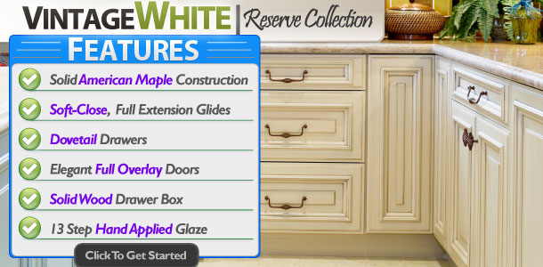 Vintage White Reserve Collection Great Value