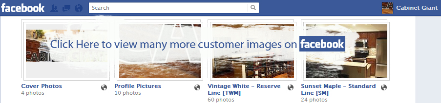 Customer Facebook Album Link